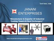 Industrial Cooling Towers By Janani Enterprises, Coimbatore