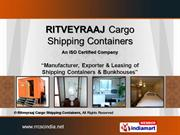 Office Containers Sale / Lease By Ritveyraaj Cargo Shipping Containers