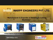 Air Plasma Cutting Machine By Warpp Engineers Pvt Ltd Mumbai