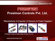 Proximity Photoelectric Switch By Proximon Controls Private Limited