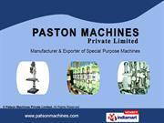 Boring And Drilling Machines By Patson Machines Private Limited Pune