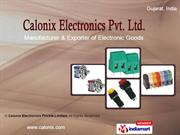 Push Button Switches By Calonix Electronics Private Limited Vadodara