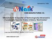 Bread Slicers By Naik Oven Manufacturing Co. Thane