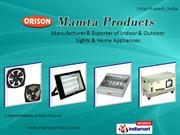 Solar Products By Mamta Products Ghaziabad