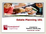 Estate Planning 101 - BNI