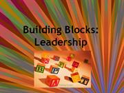 Building Blocks Leadership