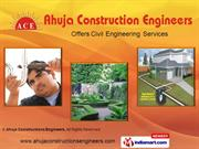 Construction Works By Ahuja Constructions Engineers Faridabad