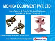 Construction Support By Monika Equipment Private Limited New Delhi