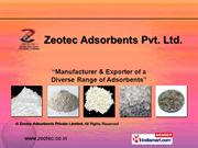 Personal Care Products By Zeotec Adsorbents Private Limited New Delhi