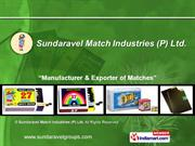 Card Board Match Boxes By Sundaravel Match Industries (P) Ltd Sivakasi