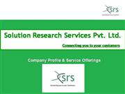 Solution Research Services Pvt Ltd