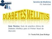Diabetes Mellitus