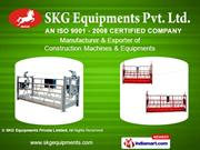 Imported Additional Equipments By Skg Equipments Private Limited Navi