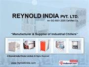 Water Cooled Chillers By Reynold India Private Limited Noida