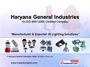 Roadway Lights By Haryana General Industries, Delhi New Delhi