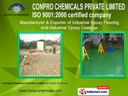 Waterproofing Chemicals By Conpro Chemicals Private Limited Sahibabad