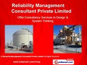 Industrial Signature Projects By Reliability Management Consultant