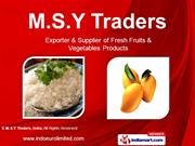 Fresh Pomegranates By M.S.Y Traders, India Pune