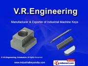 Dowel Pin By V.R.Engineering, Coimbatore Coimbatore