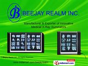 Economical X Ray Film Viewer By Beejay Realm Inc. Chandigarh