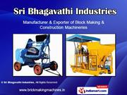 Construction Machines By Sri Bhagavathi Industries Coimbatore