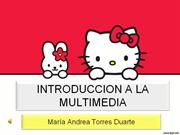 introduccion a la multimedia