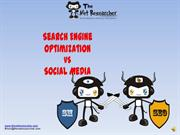 Search Engine Optimization Vs Social Media