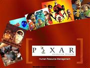 Pixar Human Resource Managemente
