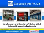Industrial Process Equipment By Mas Equipments Pvt. Ltd. New Delhi