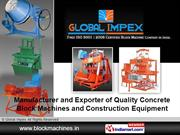 Automatic Stationery Block Making Machines By Global Impex Coimbatore