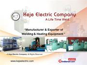 Brazing Equipment By Keje Electric Company Pune