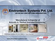 Acoustic Enclosures By Envirotech Systems Pvt. Ltd., Noida Noida