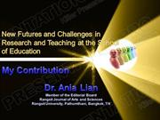 Darwin_Lian_June2011 - A case for Pedagogy