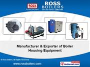 Thermic Fluid Heater By Ross Boilers Pune