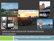 Richmond Strategic Multimodal Transportation Plan, Ken Mobley