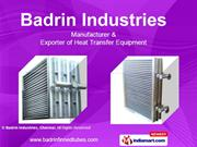 Oil Cooler By Badrin Industries, Chennai Chennai