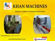 Milling Machines By Khan Machines Chennai