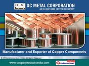 Machined Components By D. C. Metal Corporation Mumbai