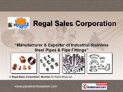 Plates By Regal Sales Corporation Mumbai