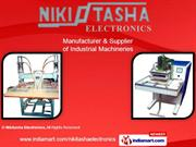 Industrial Welding Machines By Nikitasha Electronics Ahmedabad
