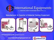 Other Industrial Testing Equipment By International Equipments Mumbai