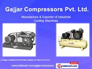 Screw Compressor By Gajjar Compressors Private Limited Ahmedabad