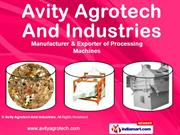 Conveyors And Material Handling Systems By Avity Agrotech And