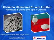 Molybdenum Trioxide By Chemico Chemicals Private Limited New Delhi