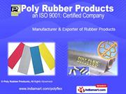 Roofing Materials By Poly Rubber Products Mumbai