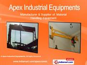 Industrial Cranes By Apex Industrial Equipments Chennai