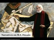 Narratives on M.F. Husain