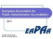 EAPAA European Association for Public Administration Accreditation