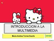 introduccion a la mutlimedia