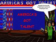 America's Got Talent 2011 With Reggie Duckworth